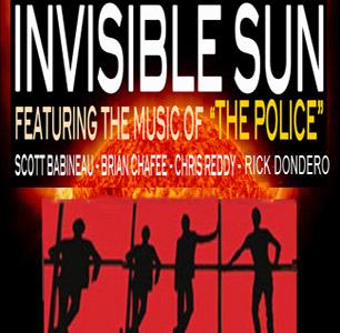 INVISIBLE SUN - Police Tribute Band