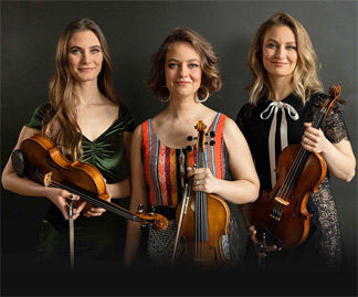 The Quebe Sisters Band