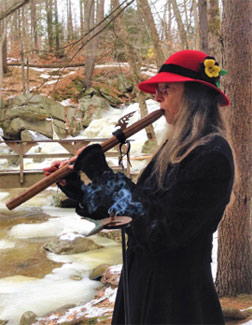 58e1a367b71 Helen s Willow Wind Native American Flute Class